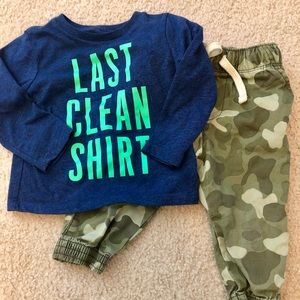 🐻12-18 month children's place outfit